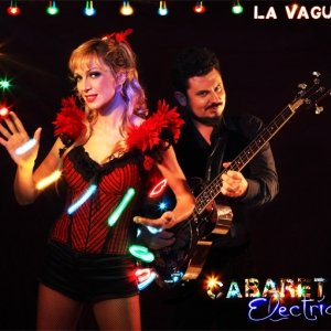 album Cabaret Electrìc - La Vague