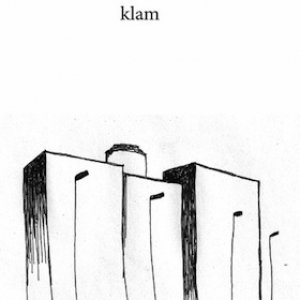 album Klam - Self Titled cassette - Klam