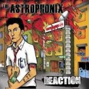 album REACTION - The Astrophonix