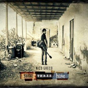 album Stone Three Home - nico greco