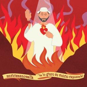 album TE LO GIURO SU VINICIO CAPOSSELA - Musicamanovella