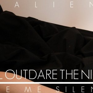 album I will outdare the night (give me silence) - Elalieno