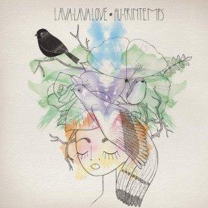 album Au Printemps - Lava Lava Love