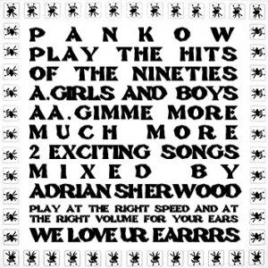 album PANKOW PLAY THE HITS OF THE NINETIES - Pankow