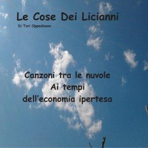 album Canzoni tra le nuvole ai tempi dell'economia ipertesa - Le Cose dei Licianni