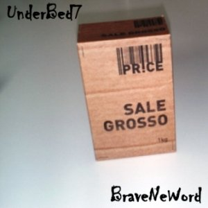 album ub7-3 BraveNeWord - UnderBed7