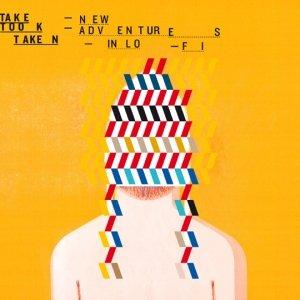 album Take Took Taken - New Adventures in Lo-Fi
