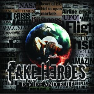 album Divide And Rule - Fake Heroes