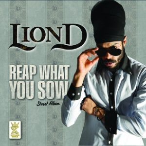 album REAP WHAT YOU SOW - Lion D
