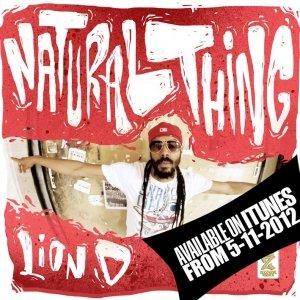 album NATURAL THING - Lion D