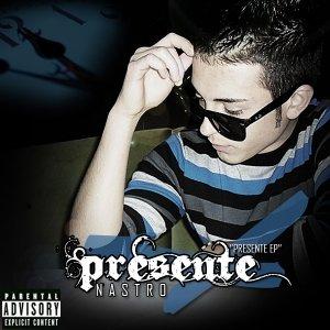 album Presente EP (+ 4 REMIX) - NASTRO DRUGLINE