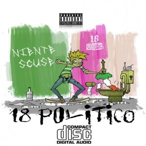 album Niente Scuse - 18 Politico