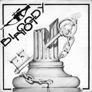 album Bloody Riot - Bloody Riot