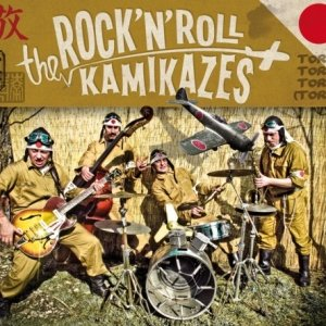 album Tora! Tora! Tora! (Tora!) - The Rock'n'Roll Kamikazes