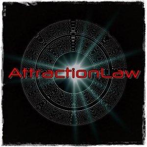 album Cover - AttractionLaw