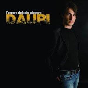 album L'errore del mio piacere - Dauri