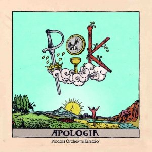 album Apologia - Piccola Orchestra Karasciò