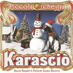 album St. Nikolaus - Piccola Orchestra Karasciò