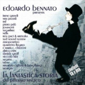 album La fantastica storia del pifferaio magico - Edoardo Bennato
