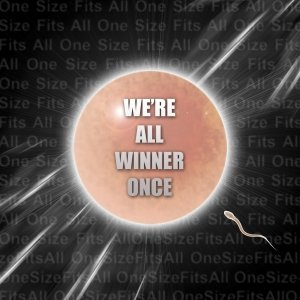 album we're All Winners Once - OSFA