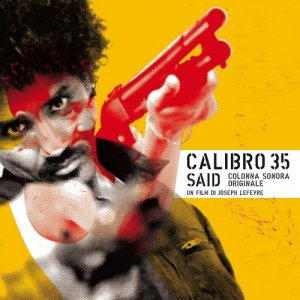 album Said - Colonna Sonora Originale - Calibro 35