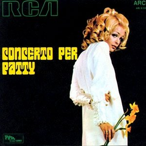 album Concerto per Patty - Patty Pravo