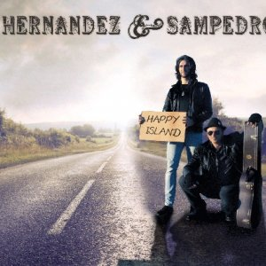 album HAPPY ISLAND - Hernandez & Sampedro