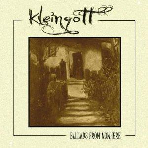 album Ballads from nowhere - Kleingott