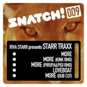 album Snatch009 - Riva Starr
