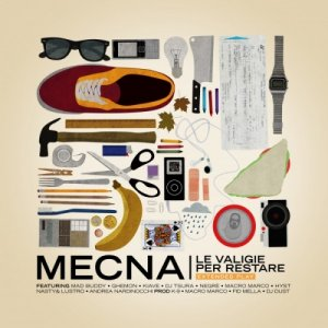 album Le valigie per restare - Mecna