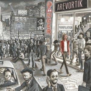 album Danger - Arevortik