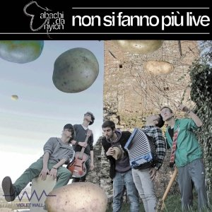 album Non si fanno più live - Abachi da Nylon