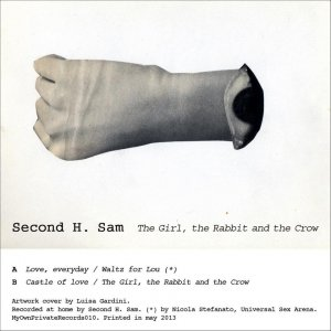 album The Girl, the Rabbit and the Crow - Second H. Sam