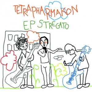 album EP Stregato - Tetrapharmakon