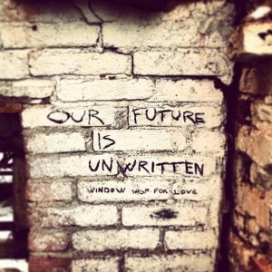 album Our Future Is Unwritten - Window Shop For Love