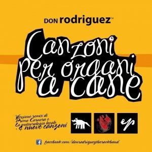album Canzoni per organi a cane - DONrodriguez