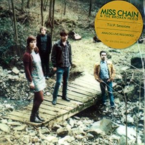 album TUP session - Miss Chain & the Broken Heels