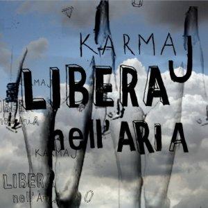 album Libera nell'aria - Karmaj