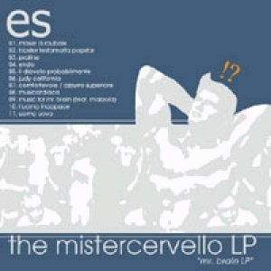 album The mistercervello lp - Es [Veneto]