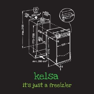 album It's just a free(z)er - kelsa