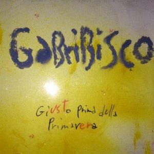 album Giusto Prima della Primavera - Gabribisco