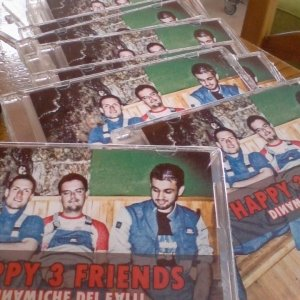 album Dinamiche dei Fatti - Happy 3 Friends