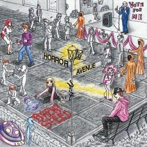 album HORROR AVENUE N. 7 - Brent Steed