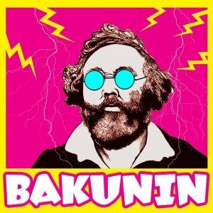 album Bakunin ep - the bakunin