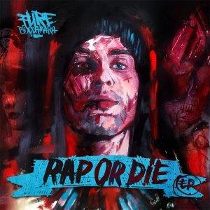 album Rap or Die EP - Fure Boccamara