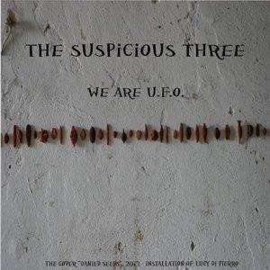 album we are Ufo - The Suspicious three