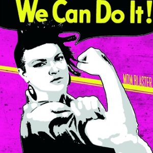 album We Can Do It! - Mom Blaster