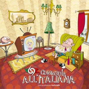 album Commedia all' Italiana - Vz69