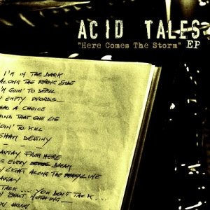 album HERE COMES THE STORM - acid tales