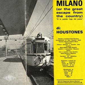 album Milano (or the great escape from the country) - Houstones